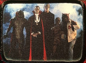 The Monster Squad Monsters Patch