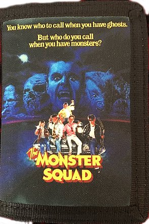 The Monster Squad Canvas Wallet