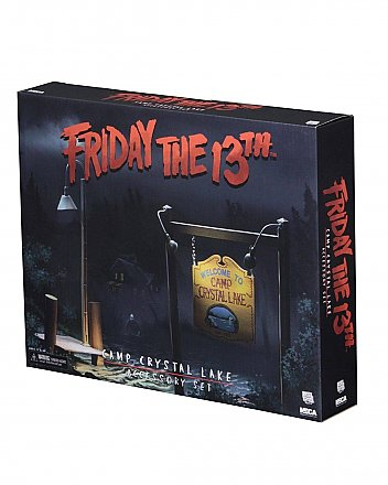 Friday the 13th Accessory Pack Camp Crystal Lake Set