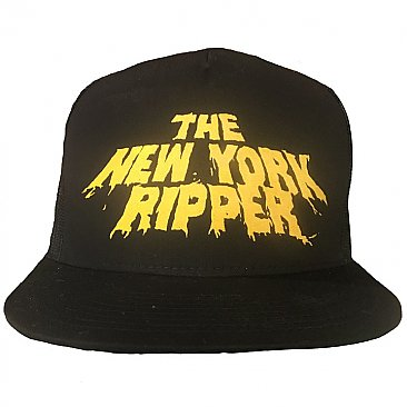 The New York Ripper Trucker Cap