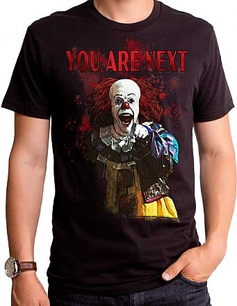 Stephen King's IT You Are Next Shirt