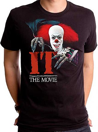 Stephen King's IT Poster Shirt