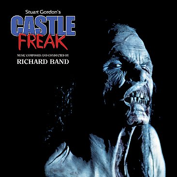 Castle Freak Original Soundtrack CD