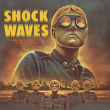 Shock Waves Original Soundtrack LP