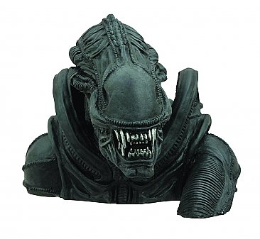 Alien Warrior Bust Bank