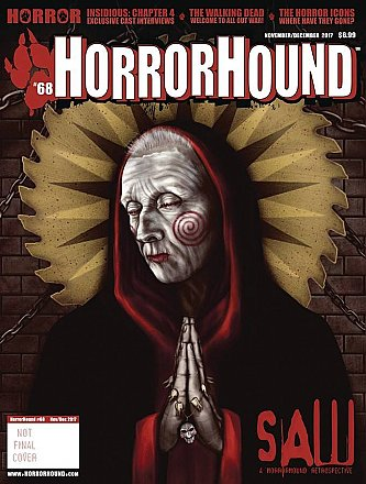 HorrorHound Magazine #68