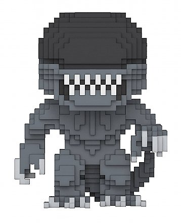 Alien 8-Bit Pop! Vinyl Figure