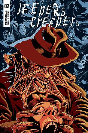 Jeepers Creepers #2 Cover A