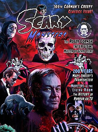 Scary Monsters Magazine #109