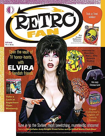 Retro Fan Magazine #2