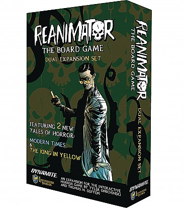ReAnimator Board Game Expansion Pack