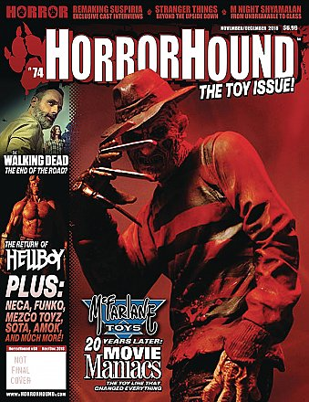 HorrorHound Magazine #74