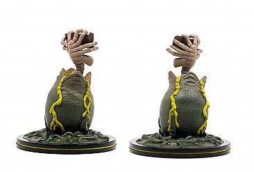Alien Facehugger Q-Fig Figure Diorama