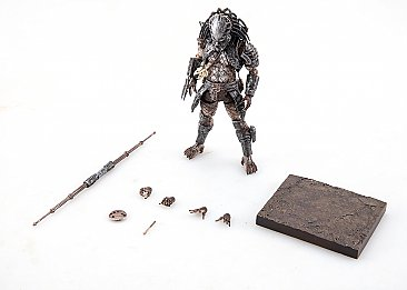 Predator 2 Guardian Figure