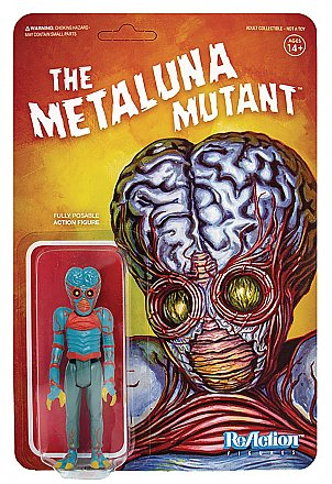 Universal Monsters Metaluna Mutant ReAction Figure