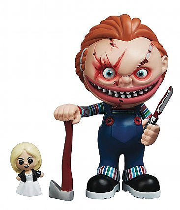 Stingrayz EEK Series 1 Child's Play Chucky Figure