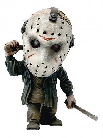 Friday the 13th Jason Defo-Real Soft Vinyl Statue Deluxe Version
