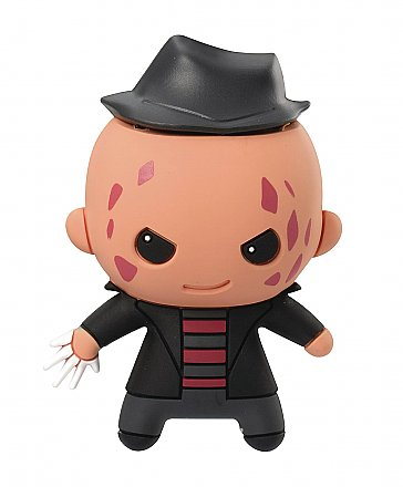 Freddy 3D Soft Touch PVC Magnet