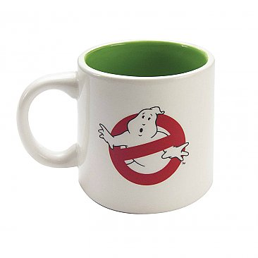 Ghostbusters Slimer Surprise Mug