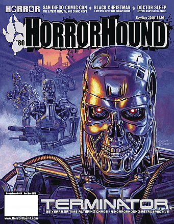 HorrorHound Magazine #80