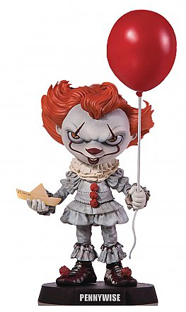 Mini Co Figures IT Pennywise Vinyl Statue