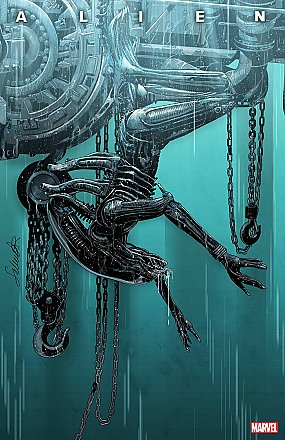 Alien #1 (Second Printing)