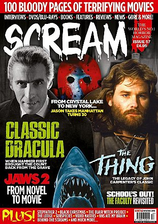 Scream Magazine #57