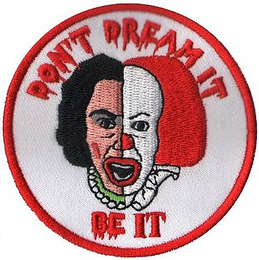 Don't Dream It Patch