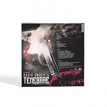 Tenebre Original Soundtrack LP