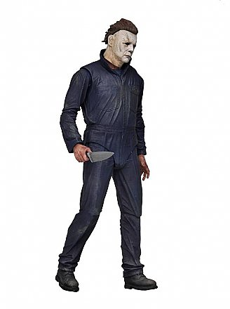 "Halloween 2018 Ultimate Michael Myers 7"" Scale Action Figure"