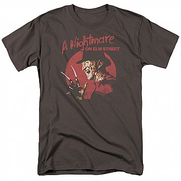 A Nightmare On Elm Street Freddy Circle Shirt