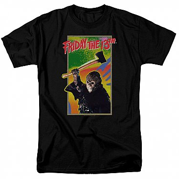 Friday the 13th Retro Game Shirt