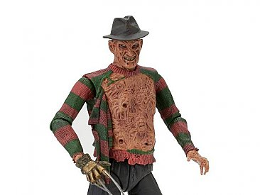"A Nightmare on Elm Street 7"" Ultimate Dream Warriors Freddy Krueger Scale Action Figure"