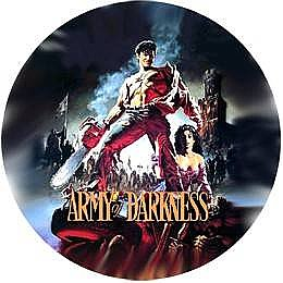 Army of Darkness Button