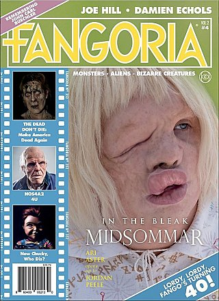Fangoria Magazine Vol 2 #4