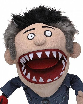 "Ash vs Evil Dead Possessed ""Ashy Slashy"" Puppet Prop Replica"