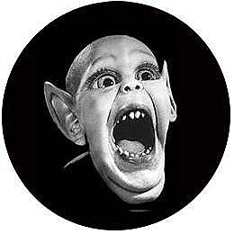 Bat Boy Button