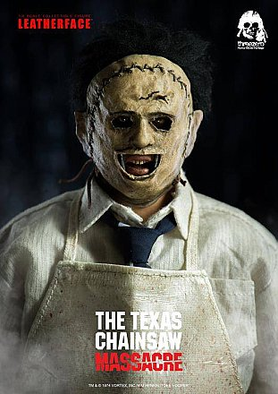 Texas Chainsaw Massacre Leatherface 1/6 Scale Figure
