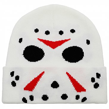 Friday The 13th Glow in the Dark Beanie