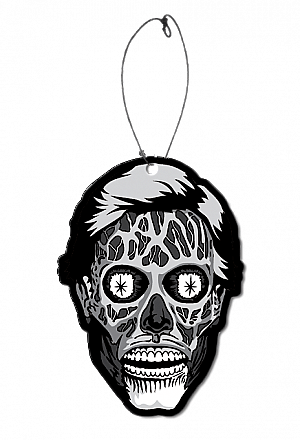 They Live Alien Black & White Air Freshener