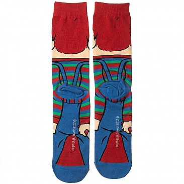 Child's Play Chucky Socks