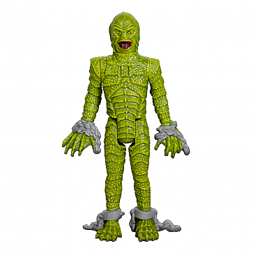 Universal Monsters Revenge of the Creature ReAction Figure