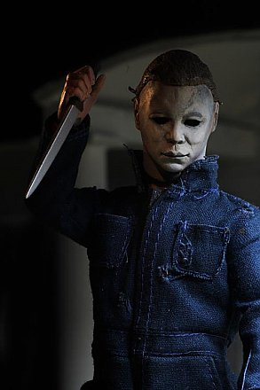"Halloween 2 Michael Myers 8"" Scale Clothed Figure"