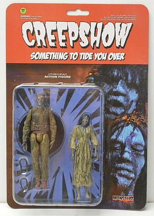 "Creepshow ""Something to Tide You Over"" 3.75"" Scale Retro Action Figure 2 Pack"