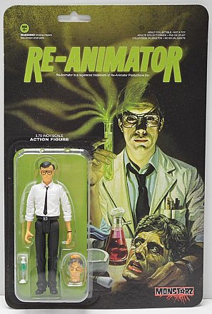 "Re-Animator 3.75"" Scale Retro Action Figure"