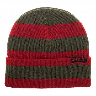 A Nightmare On Elm Street Knit Beanie