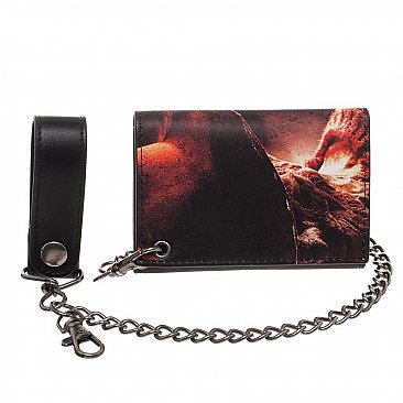 A Nightmare on Elm Street Chain Wallet