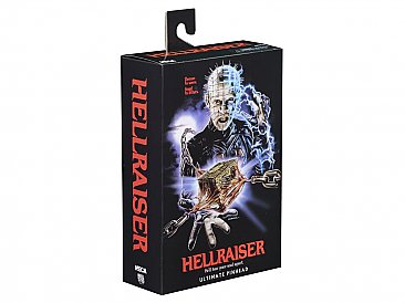 "Hellraiser Ultimate Pinhead 7"" Scale Action Figure"