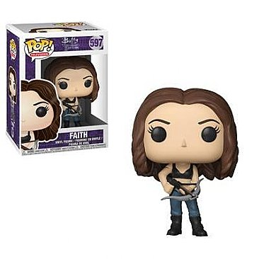 Buffy The Vampire Slayer Faith Pop! Vinyl Figure