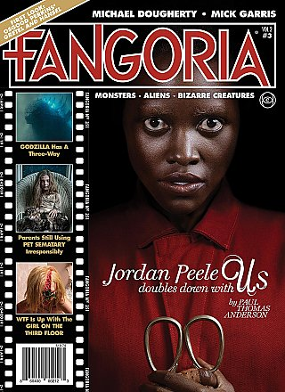 Fangoria Magazine Vol 2 #3